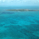 Caye Caulker from Tropic flight from Mainland