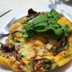 Fab omelette for brunch