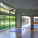 The Yoga Studio at the Haven Spa