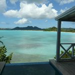 Oceanfront with Plunge Pool (Tamarind Cay) has amazing views!