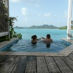 Loved the plunge pool!!