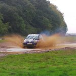 Silverstone Rally Experience, October 2013
