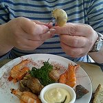 Bulots Crevettes
