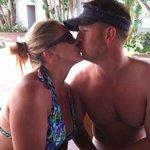 Enjoying our honeymoon!!!