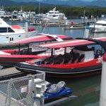 Reef Sprinter jet boats