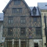 Facade - Maison de Jeanne d'Arc