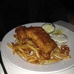 Holder Style Fish & Chips