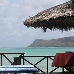 Vista su isola principale