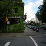 street view of Sylvia hotel