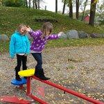 Kids play area.