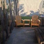 patio outside