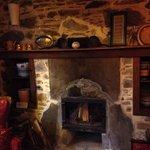 Fireplace, Fig House