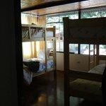 Habitación de 4 compartida, en suite