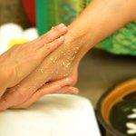 Aromatic Foot Spa & Scrub