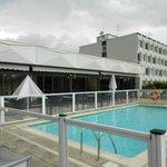 piscina Novotel