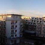 il panorama dalla mia stanza 508