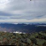 Vista parcial desde o Monte Washigton