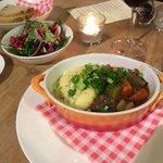 Hearty Beef stew. Yummi