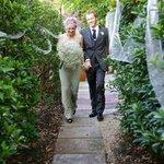 Hidden pathways through the garden