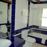 cuarto de baño grande