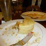 muffin type pancakes
