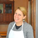 Benedetta - a wonderful hostess.