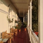 My Georgian style veranda