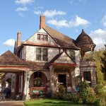 Historic Scanlan House Bed & Breakfast Exterior