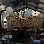 restaurant Auprès de mon arbre saint pol de leon
