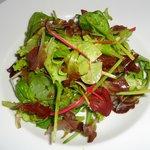 salada do fondue chinoise