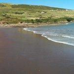 surrounding - sand beach