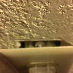 left side outlet