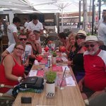 Fun in Faros - with My daughter April and her Thomas Cook Family