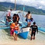 Photo de Cinco Masao Beach Resort