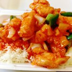 Our Sweet N Sour Chicken