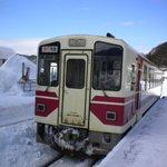 Akitanairikujyuukan Rail