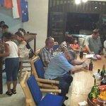 60th birthday party at  Globe Senggigi