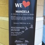 Peacemakers Museum sign