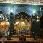 Beautiful Esfahani art