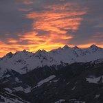 Zillertaler Berge am Morgen