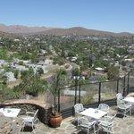 Aussicht auf Windhoek