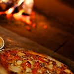Wood oven pizzas from 30 mile zone
