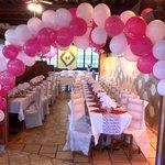 Mariage Salle restaurant