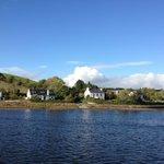 Promenade en bateau avec le Waterbus dans la baie de Donegal