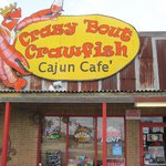 Front Entrance of Crazy 'Bout Crawfish