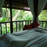 Le spa - espace massage