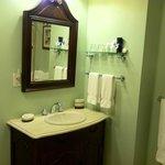 Pine Needles Bathroom