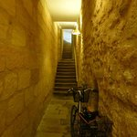 Achtung viele Treppen