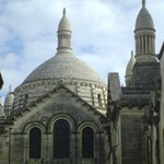 Cathedrale St-Front view from side