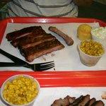 My ribs, yummy.